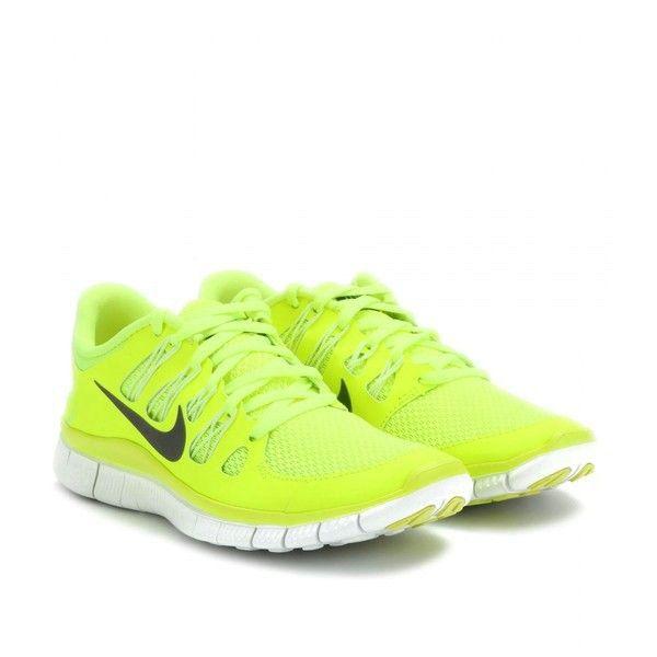 los angeles 5bcf6 b9af7 ... Classic Retro Nike Free 5.0 Volt Neon Green Nike Shoes ...