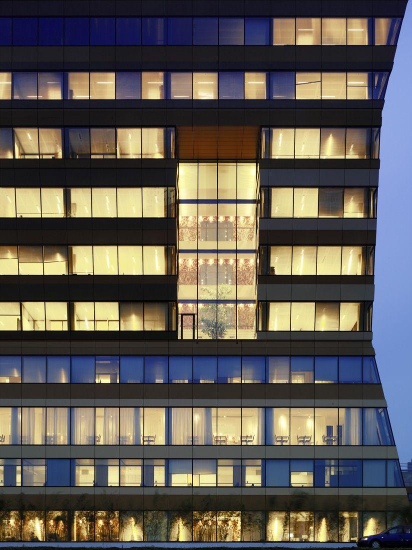 Menzis office building / de Architekten Cie (mit Bildern