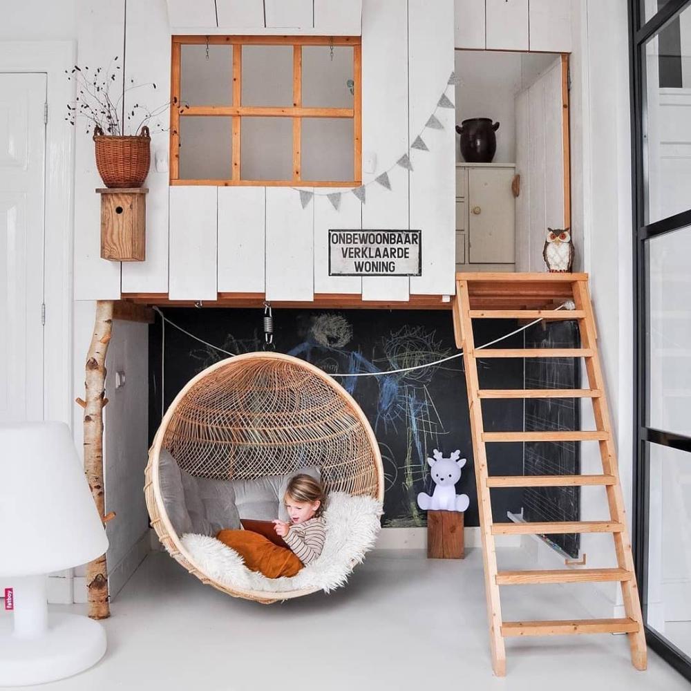 CREATIVE DIY IDEAS FOR KIDS' BEDROOMS