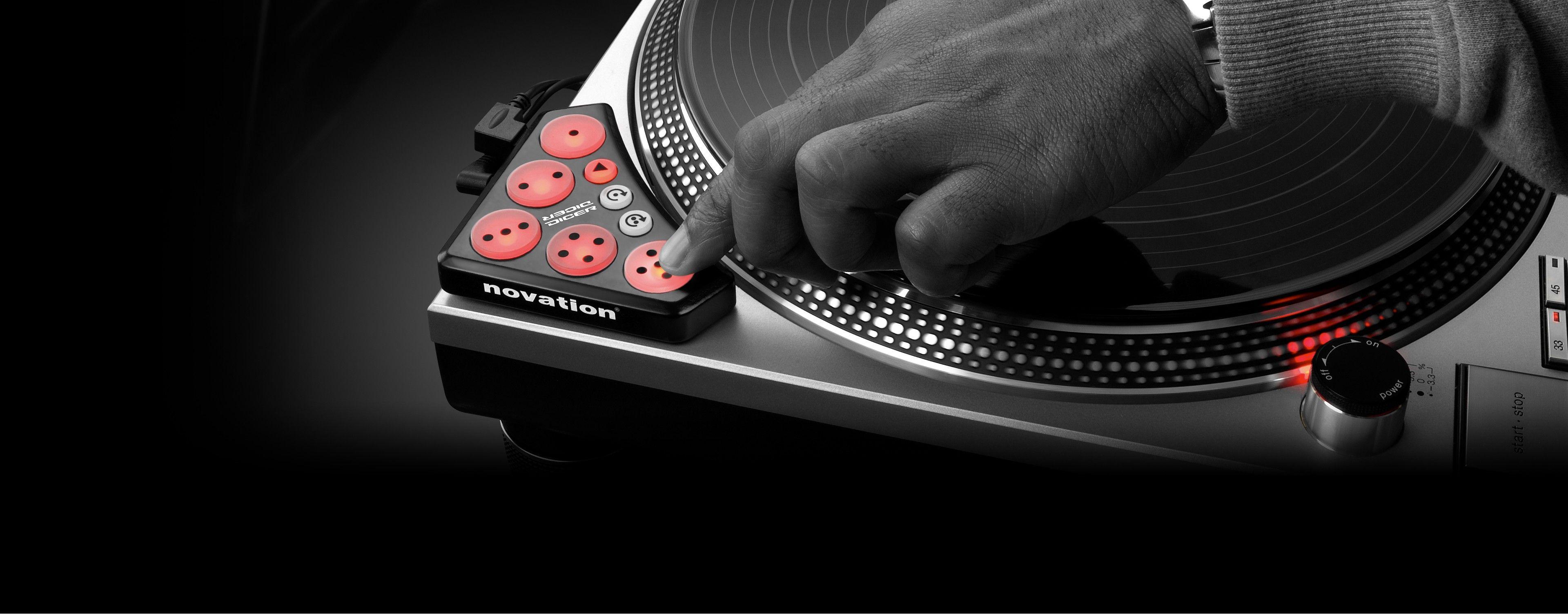 Dicer | NovationMusic.com