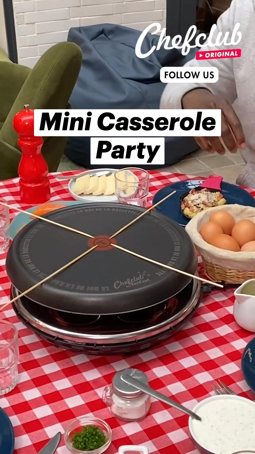 Mini Casserole Party