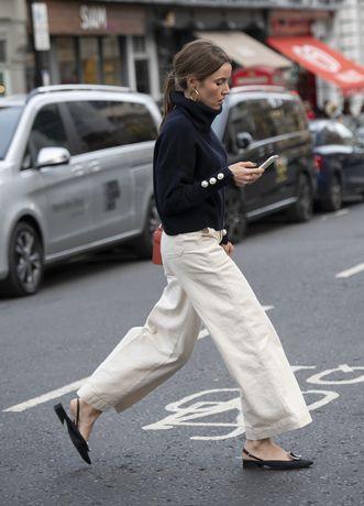 Photo of Tendenza delle scarpe estive: le slingback piatte sono tanto chic quanto comode