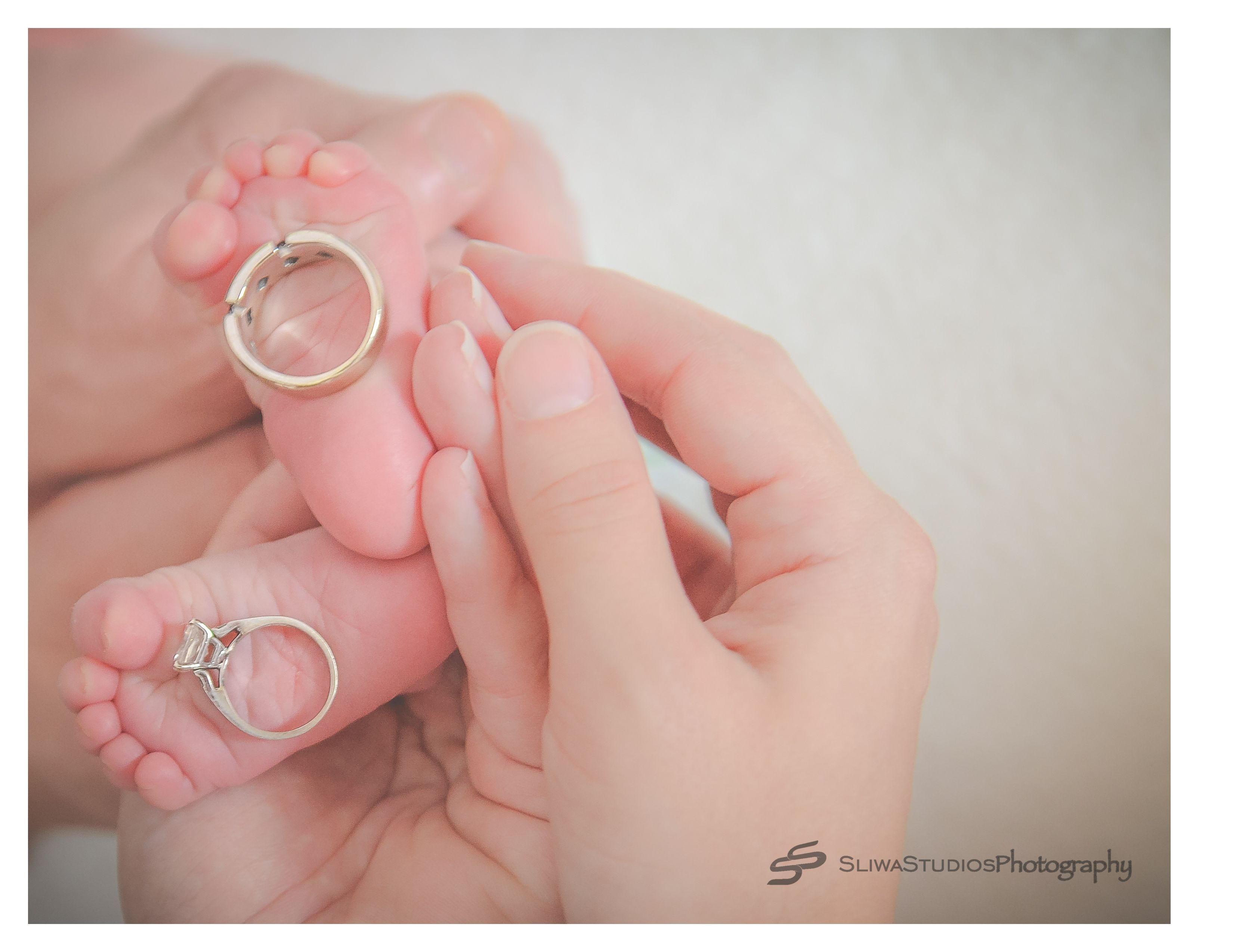 Newborn   Baby Boy   Wedding Rings   Tiny Toes   Orlando Lifestyle ...