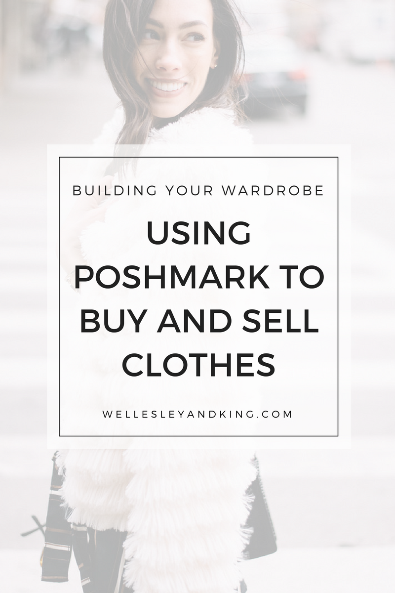 Using Poshmark To Buy And Sell Clothes