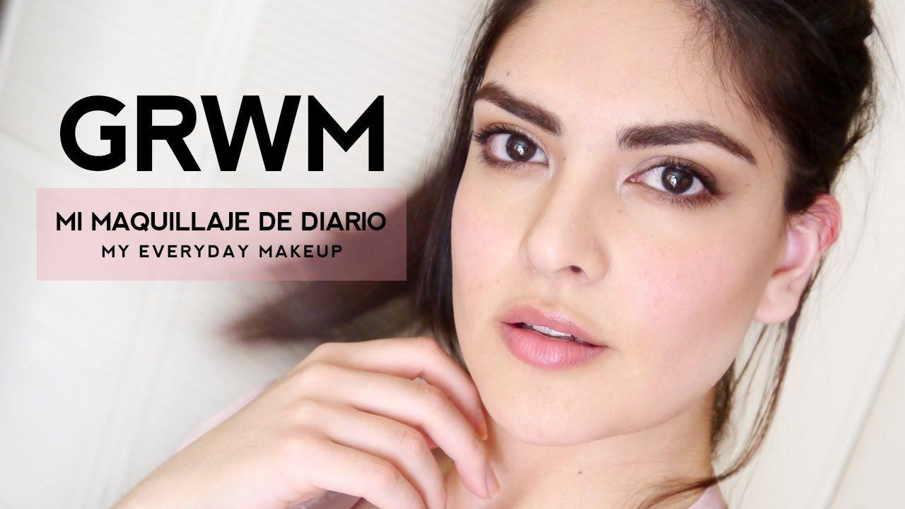 Grwm Mi Maquillaje De Diario My Everyday Makeup Maquillaje Dia Como Maquillarme Maquillaje El símbolo de habilidad de lenguaje indica tu dominio en el lenguaje de interés. pinterest