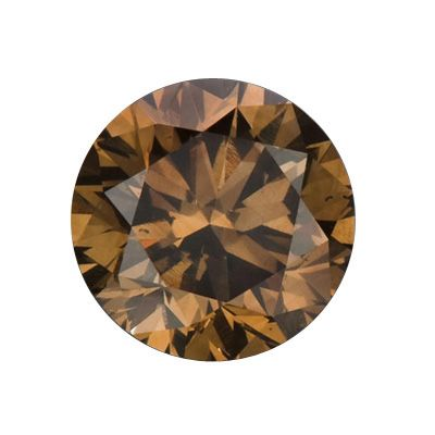 1.02 Carat, Natural Fancy Orange Brown, Round, SI1 GIA http://www.beckers.com/Detail.aspx?ProdId=905438=colordiamonds