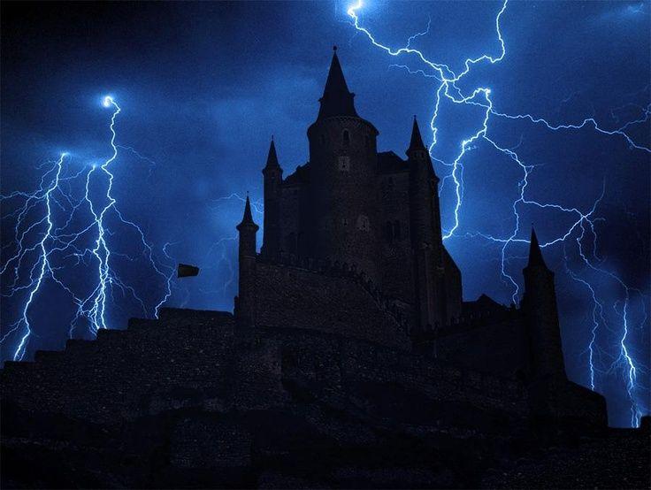 Spooky Castle Stairs | Found on pixdaus.com | Animalia ...
