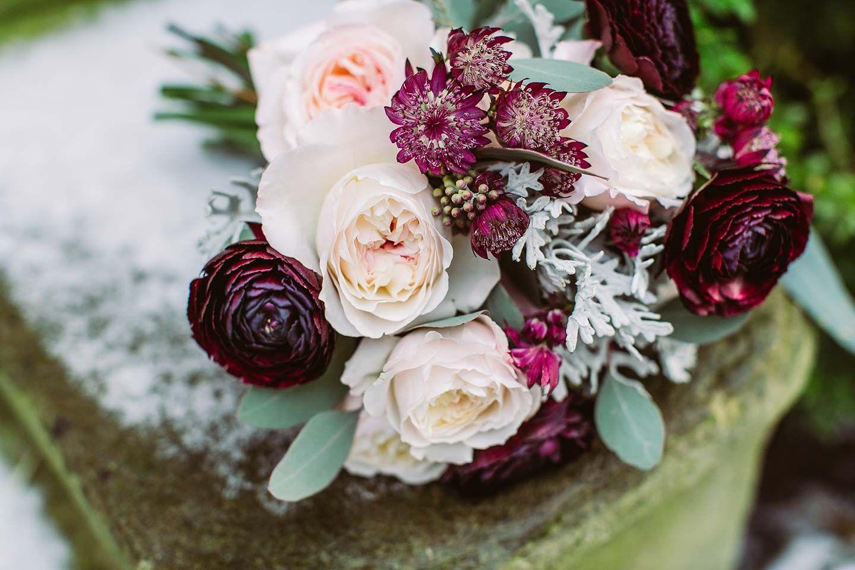 Hochzeitsinspiration Winter Wedding Pfalz  Wedding Flowers  Blumendeko hochzeit herbst