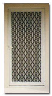 Security Screen Doors Home Depot Door Depot Aluminum