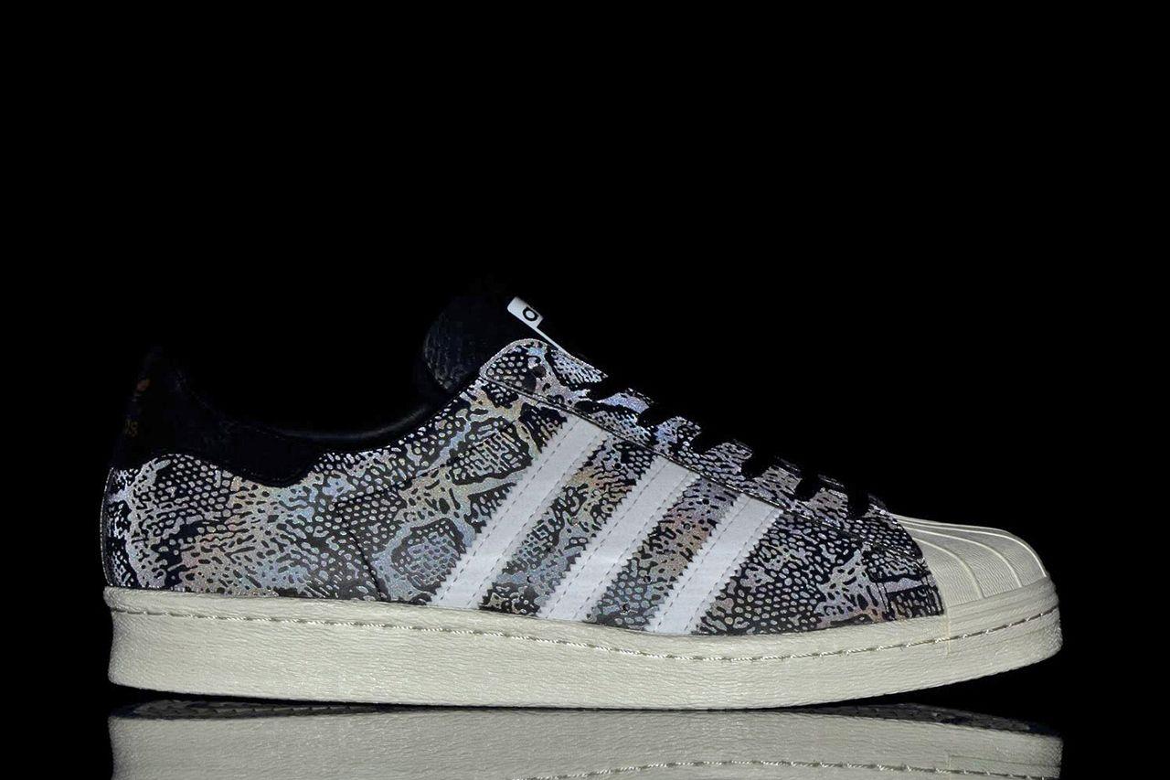 hot sale online 27710 52259  atmos x  adidas Originals Superstar 80s G-SNK 9  sneakers
