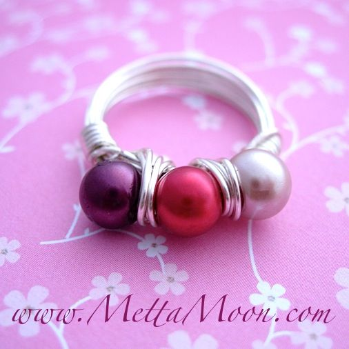 MettaMoon Holiday Miracle Love Ring NOW ON SALE www.MettaMoon.com
