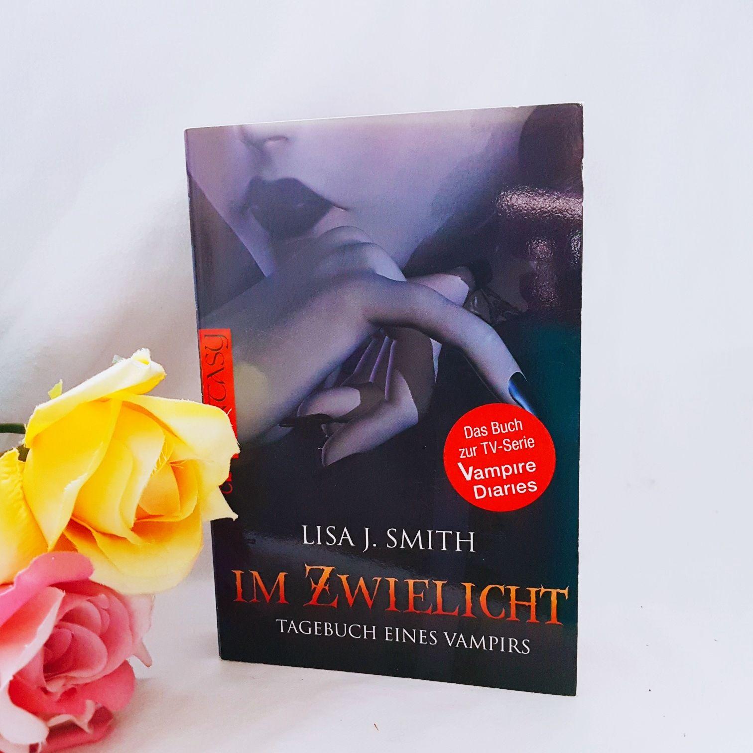 Tagebuch eines Vampirs 01. Im Zwielicht von Lisa J. Smith
