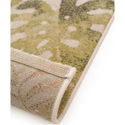 Photo of benuta kort haugeteppe Jardin flerfarget / beige 80×150 cm – moderne fargerikt teppe for stue b
