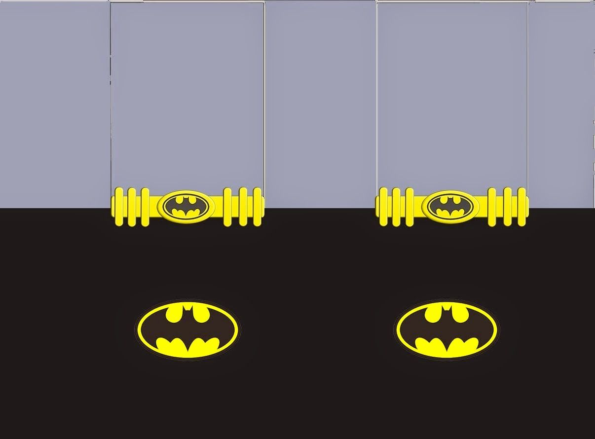 Batman Baby: Free Printable Labels, Free Party Printablew and Box.