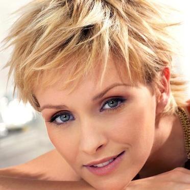 Fabulous idée coiffure femme cheveux court dégradé | coupes courtes  LX53