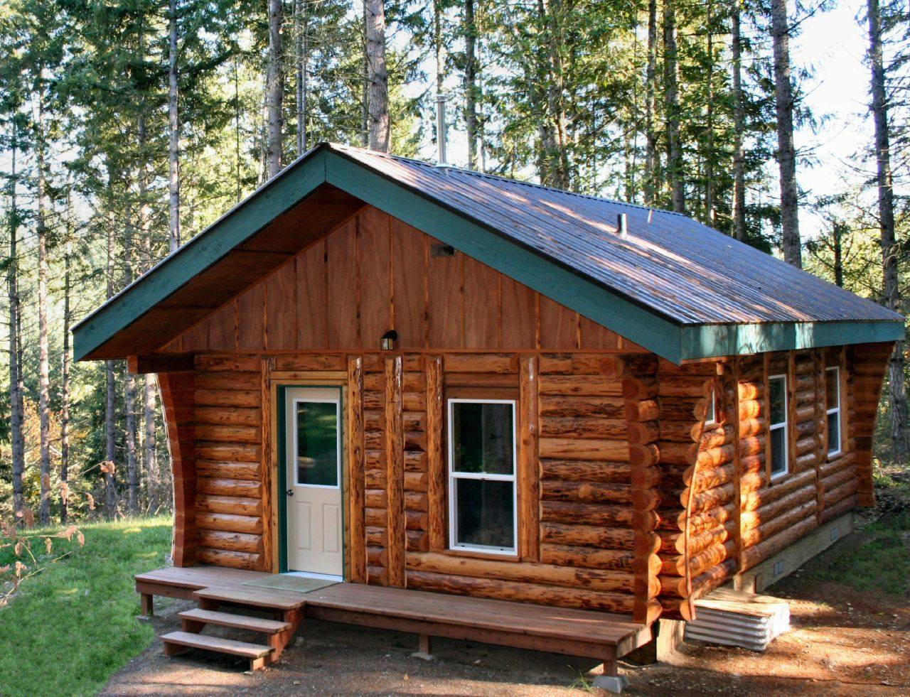 read more http ehow about disadvantages log homes cabins designs - Cabin Design Ideas