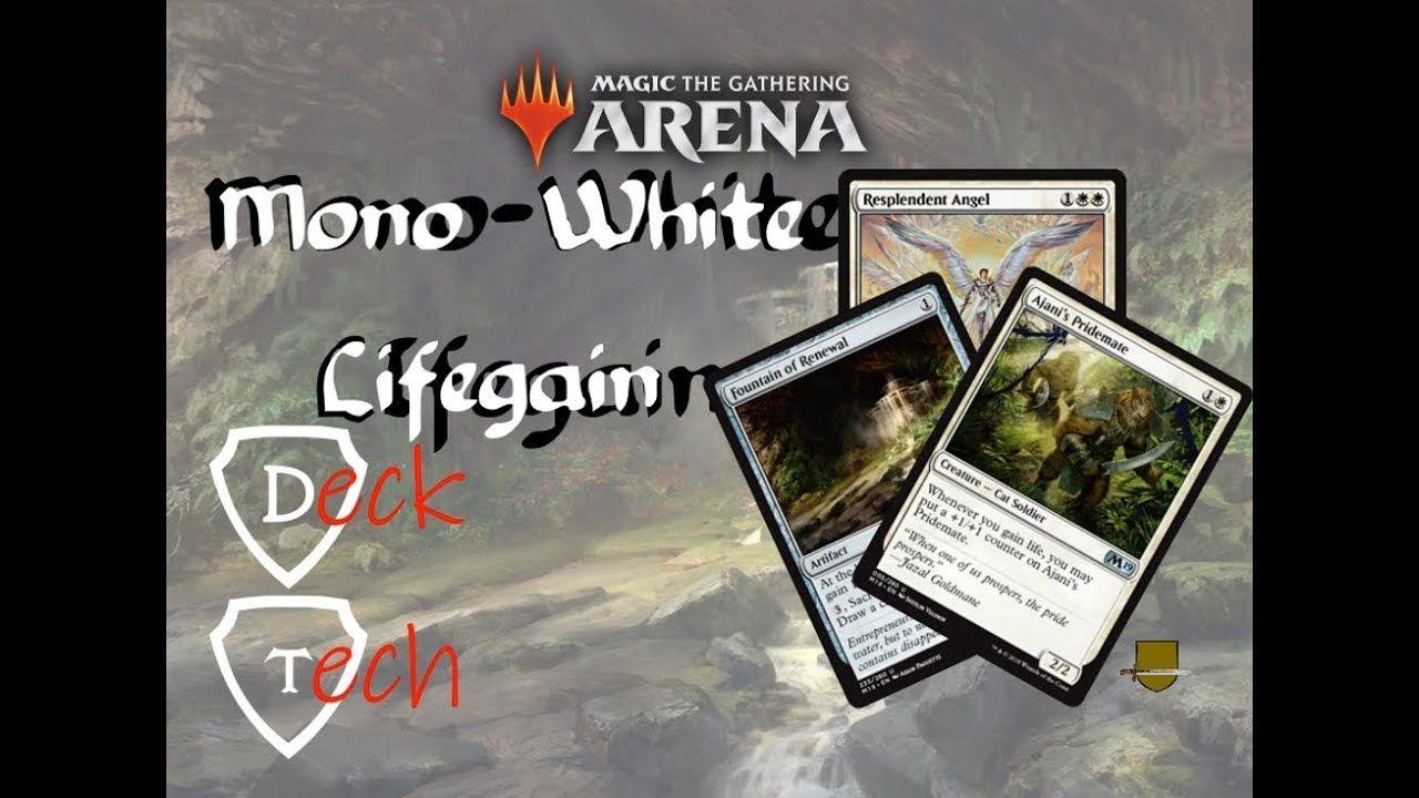 Magic: the Gathering Arena Ravnica Allegiance Standard Deck