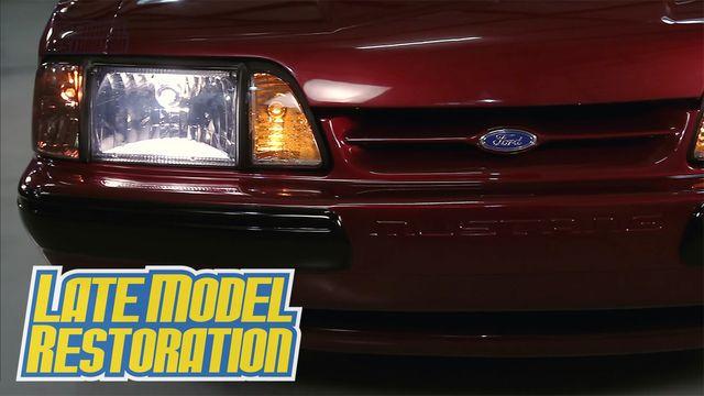 Mustang Headlight Led Bulb Kit 87 93 Mustang Headlights Fox Body Mustang Mustang