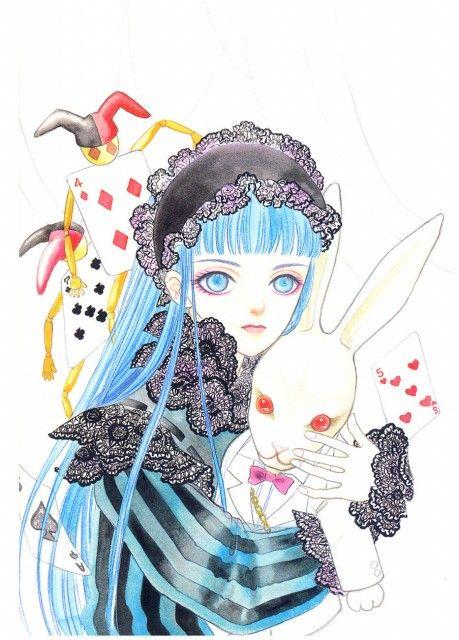 Petshop Of Horrors Anime Fanart Cartoon Alice In Wonderland