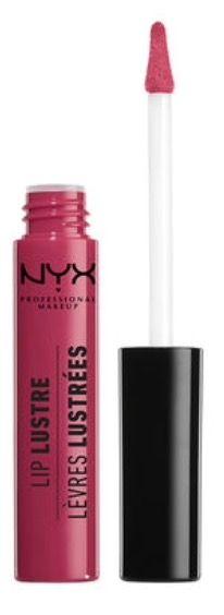 NYX Cosmetics Lip Lustre Glossy Lip Tint $7 Shade- Antique Romance