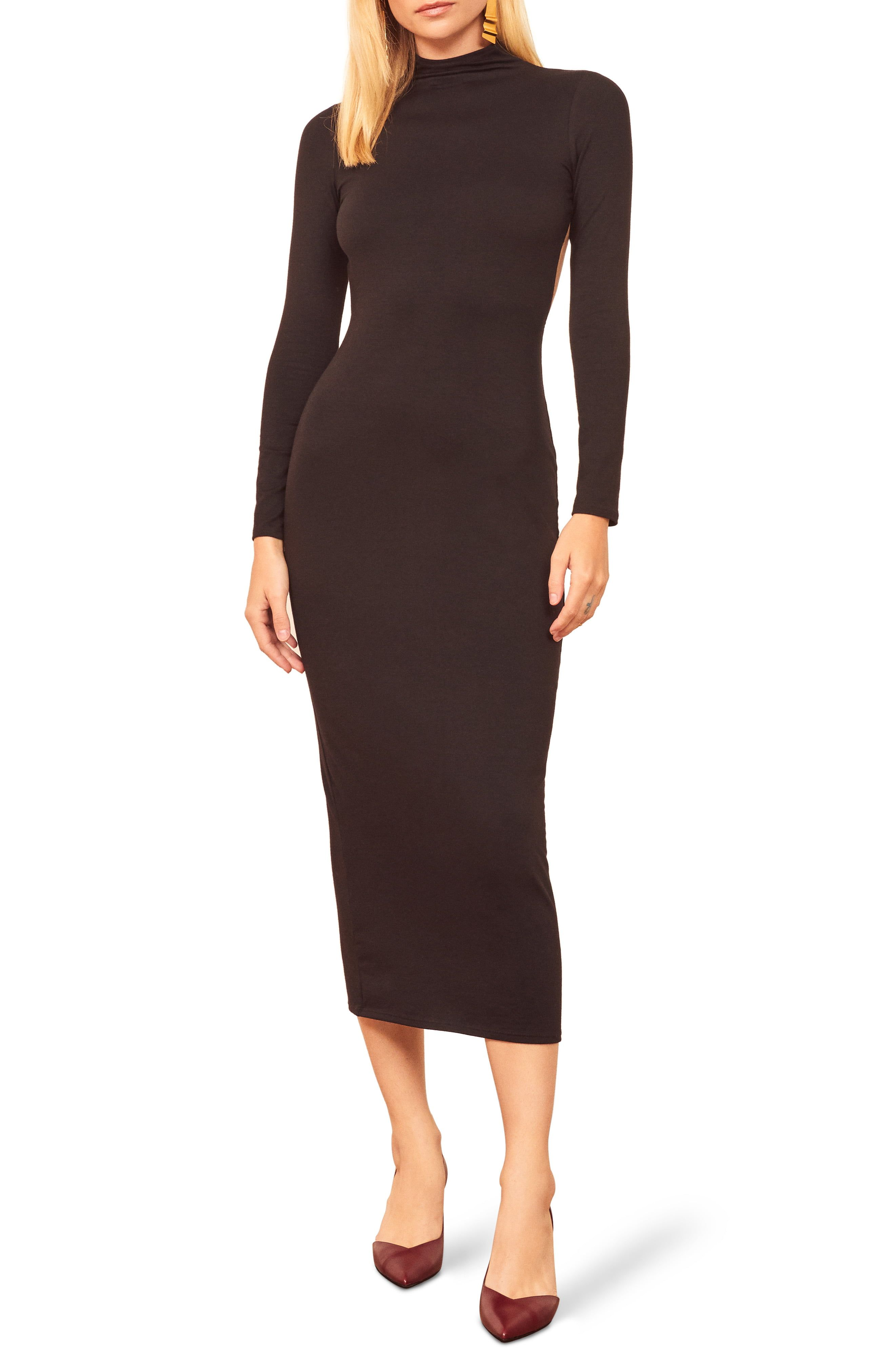 30+ Long sleeve sheath dress ideas