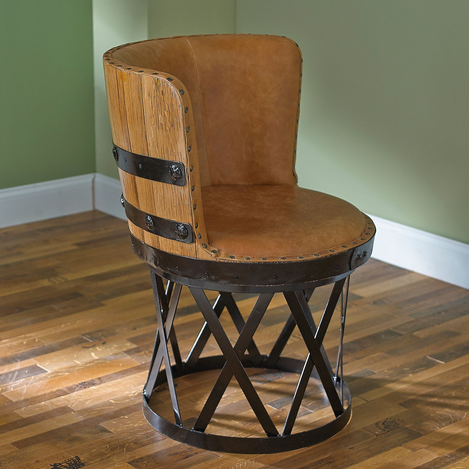 Wine Barrel Furniture Ideas You Can DIY or BUY (135 PHOTOS ...