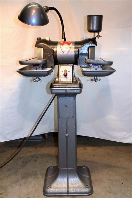 Delta 23 505 Carbide Tool Grinder Vintagemachinery Org