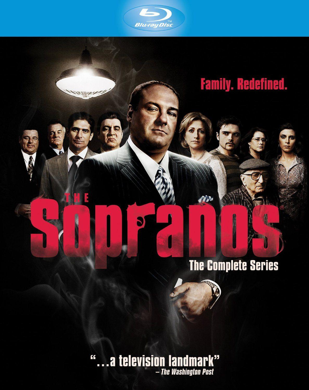 The Sopranos - Complete Collection Blu-ray 1999 Region Free: Amazon.co.uk: James Gandolfini, Lorraine Bracco, Edie Falco: DVD & Blu-ray