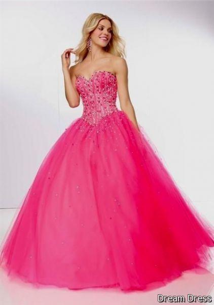 long dark pink prom dresses 2017-2018 » DreaMyDress | Fashion Ideas ...