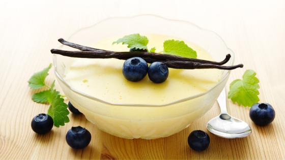 Diesen super leckeren Low Carb Vanillepudding kannst du dir sehr einfach selber machen und ist extrem gut für deine Diät! #dessertfacileetrapide