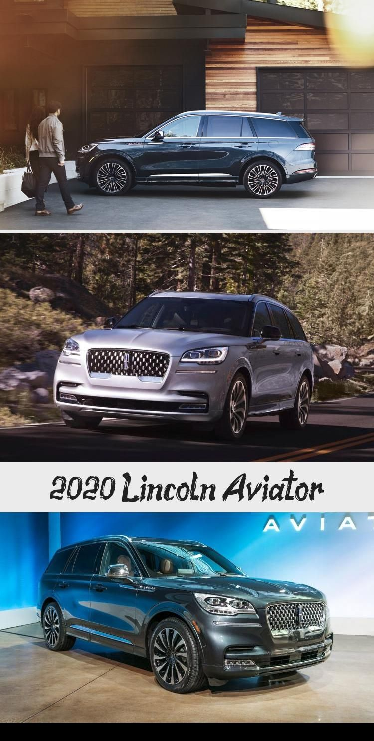 An All New Platform And A Range Topping 400 Horsepower Hybrid Are Amongst The Highlights Of The 2020 Lincoln Aviator A M In 2020 Lincoln Aviator 3rd Row Suv Acura Suv