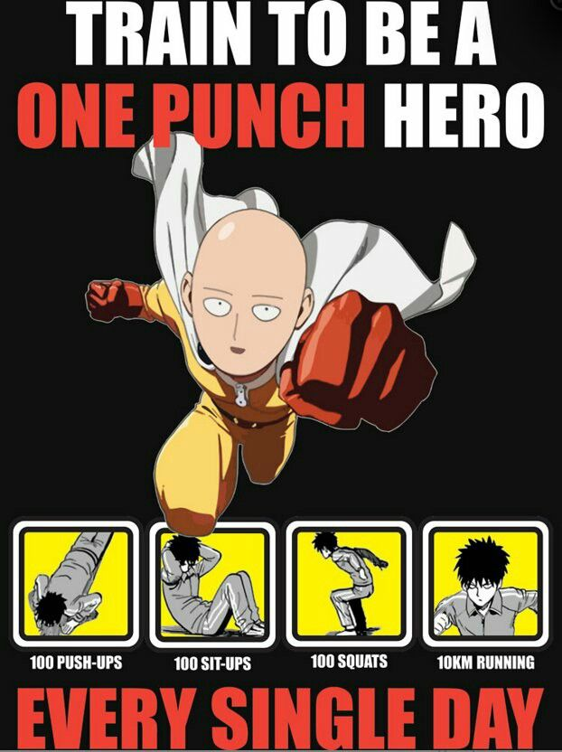 Pin by Abner on Anime Fans! | One punch man, Saitama one ...