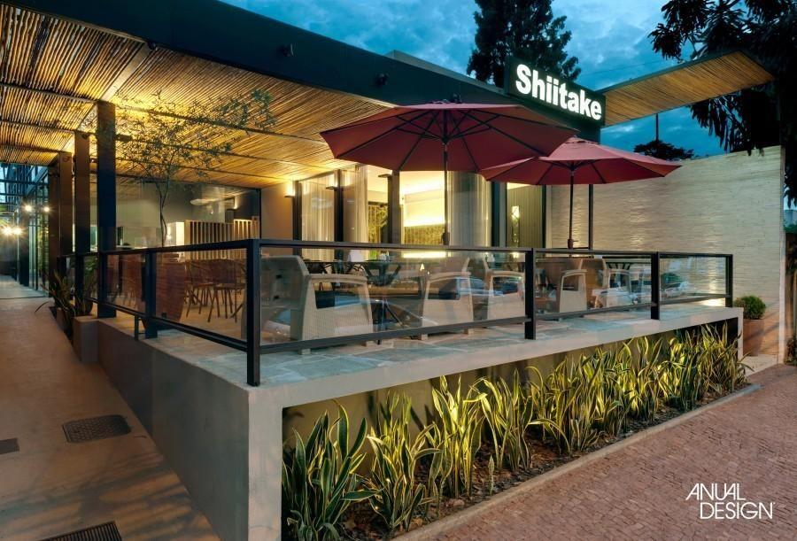 Fachada restaurante simples pesquisa google designer - Interiores de restaurantes ...