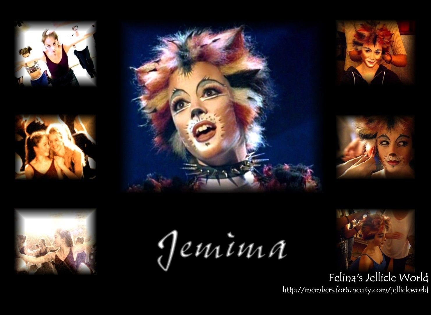 images of musicals Cats the Musical Cats Musical wall