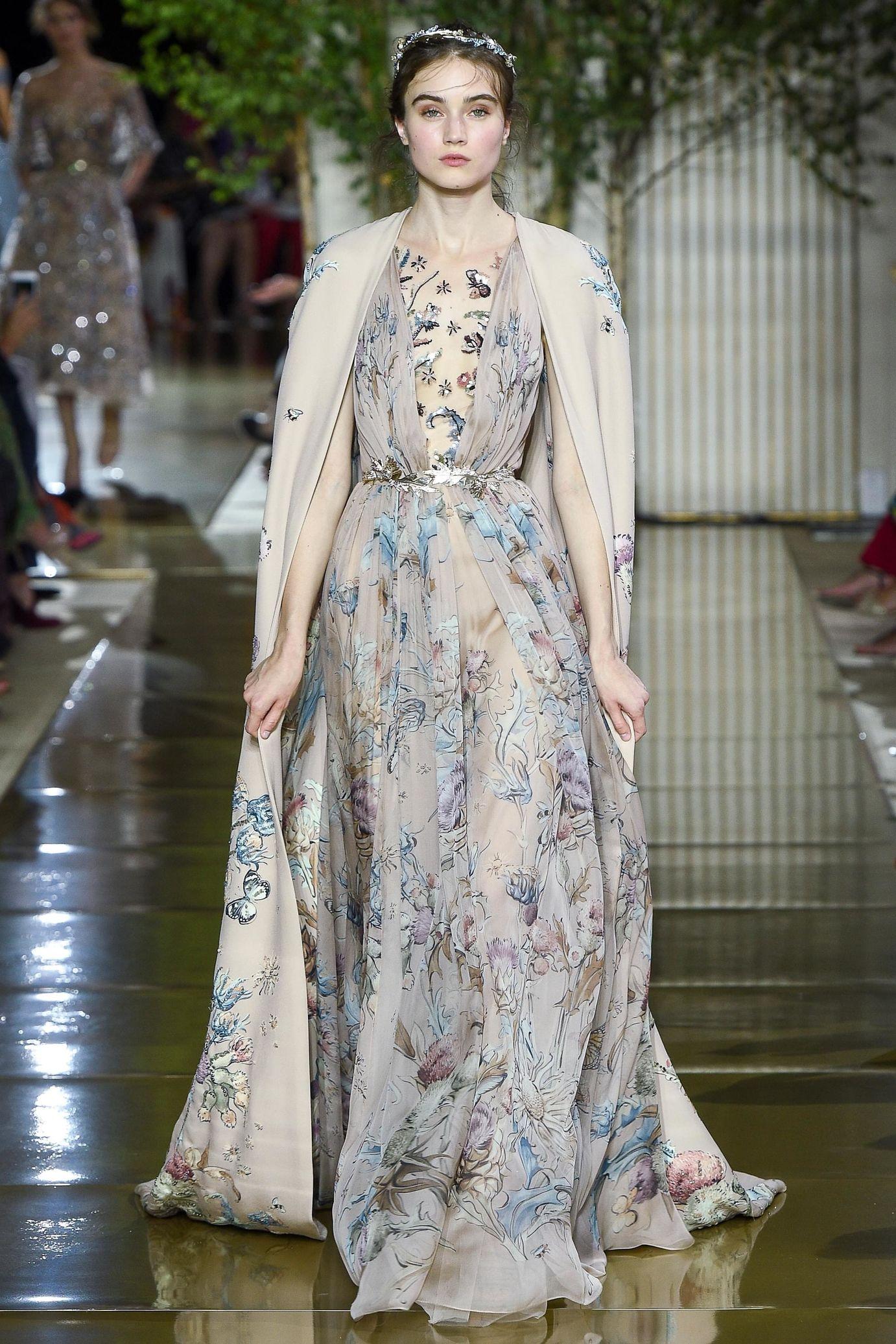 Défilé Zuhair Murad Haute couture automne-hiver 2017-2018 19