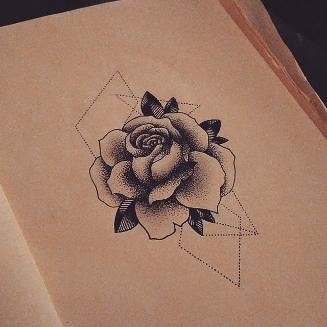 c0c4c2460 Dotwork rose available! Email jeslondontattoo@gmail.com for appointments
