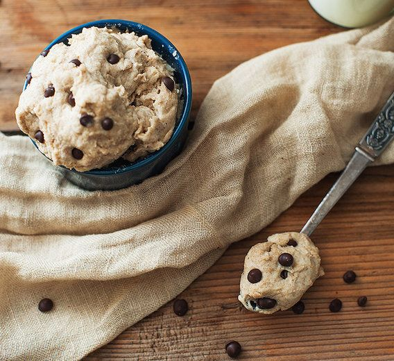 Because life is better with cookie dough.