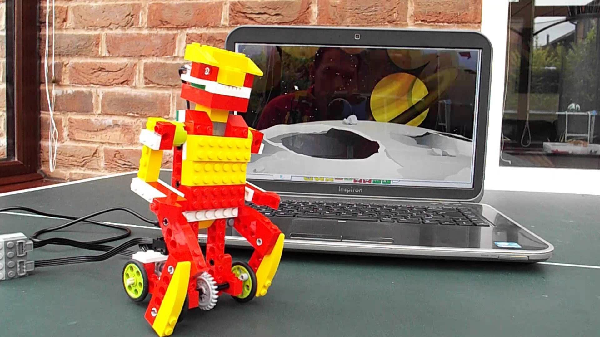 Juniorstem Workshops - Lego Robot