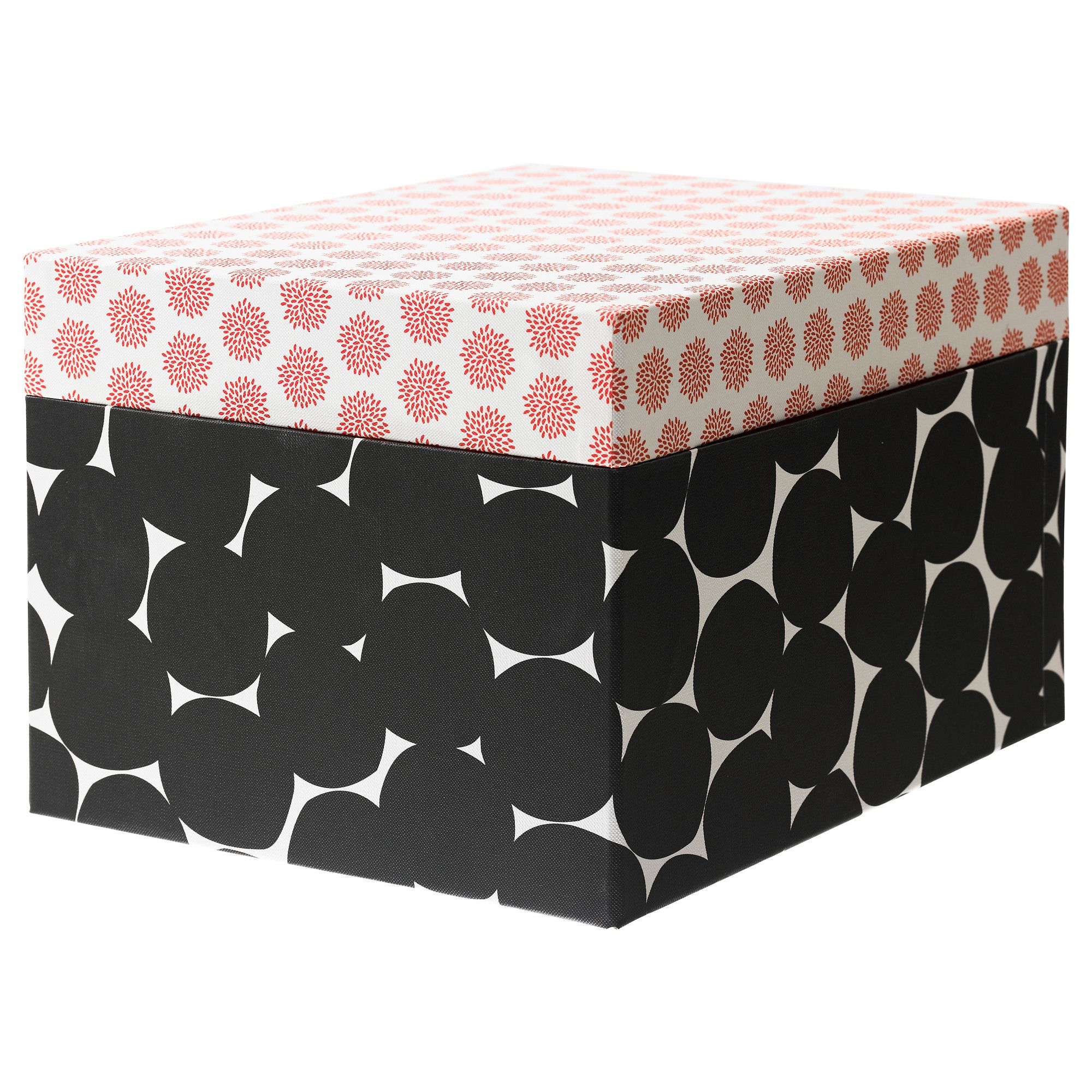 ikea office storage boxes. Office Storage // KVITTRA Box With Lid - Black, 12 ¾ Ikea Boxes