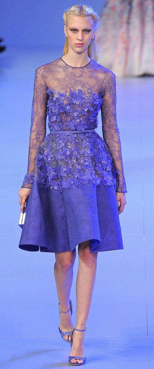 Excepcional Elie Saab Cocktail Dresses Elaboración - Ideas para el ...