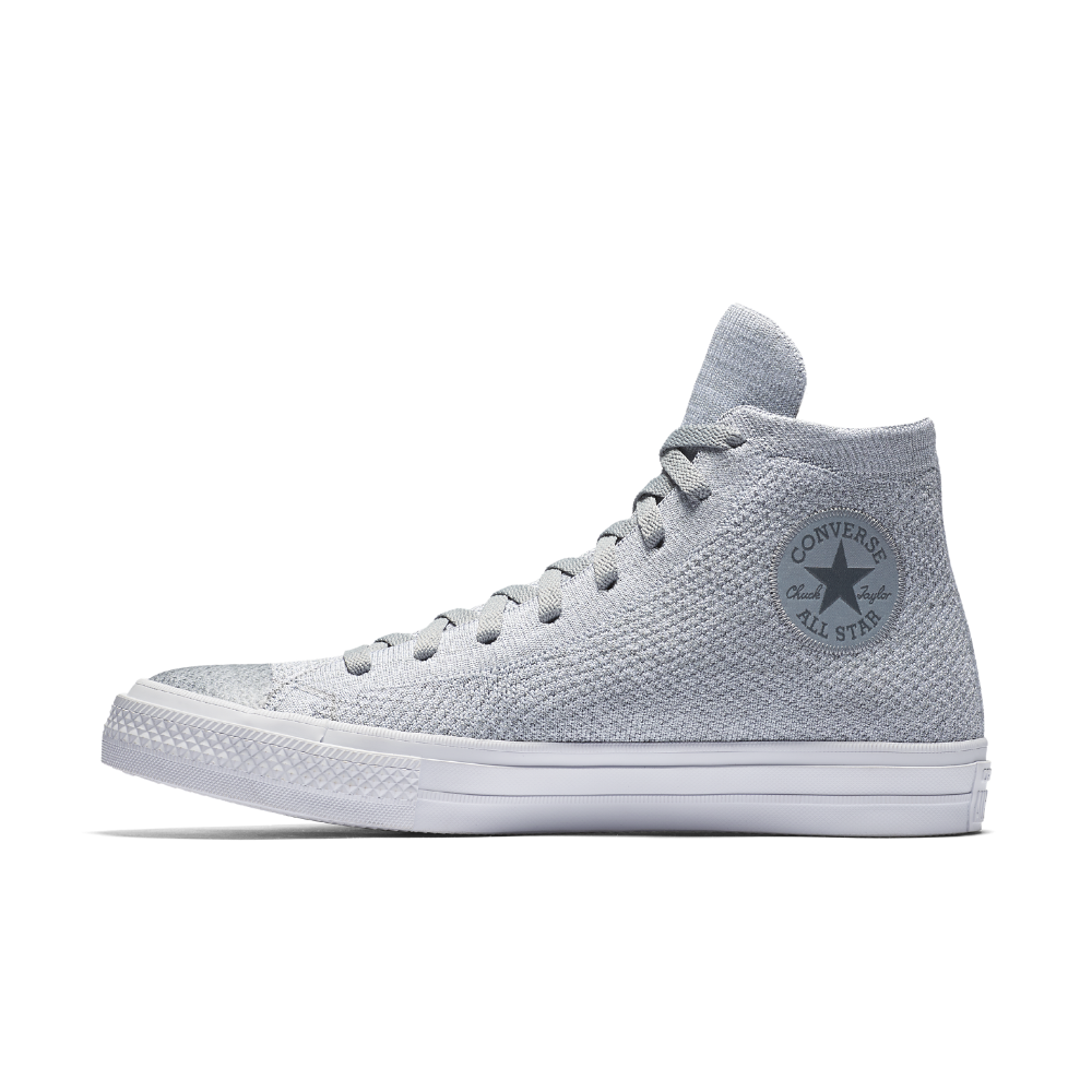 9634b3da4354 Converse Chuck Taylor All Star x Nike Flyknit High Top Shoe Size ...