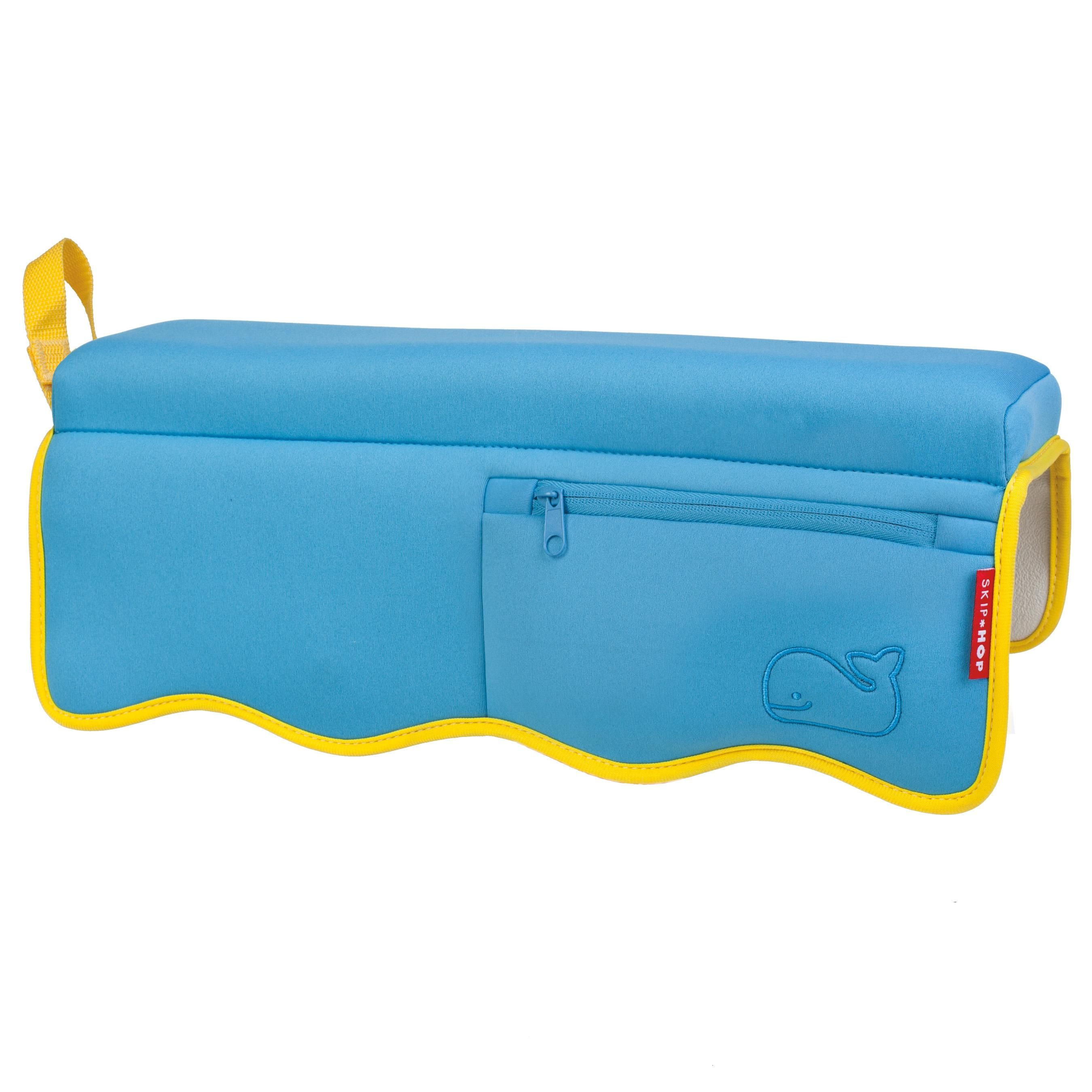 Amazon.com : Skip Hop Moby Bathtub Elbow Rest, Blue : Bathtub Side ...