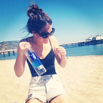 Maia Mitchell.(Callie from the fosters) love her