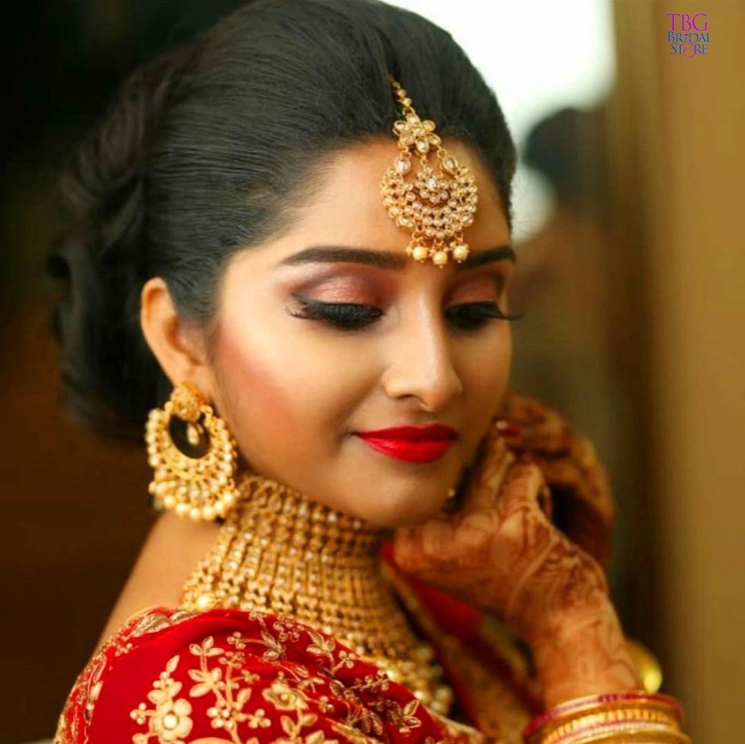 Airbrush Makeup Bridal makeup images, Indian bridal