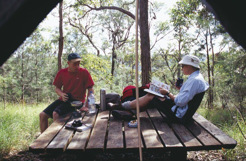 9 camping spots in Southeast Queensland   Camping spots ...