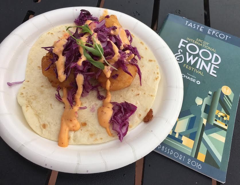 Family-Friendly Favorites at Epcot's 2016 Food and Wine Festival