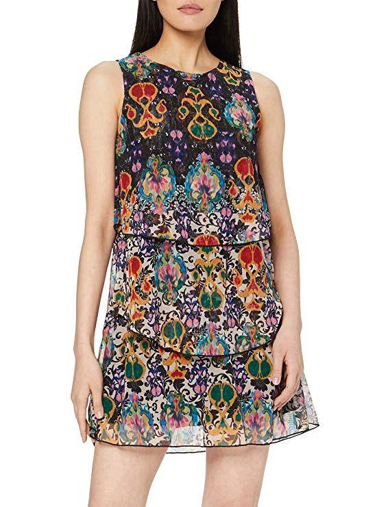 Desigual Vestido Para Dress Florencia Mujervestidomodadesigual UVpMzqS