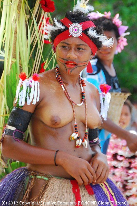 nude guinea Papua new