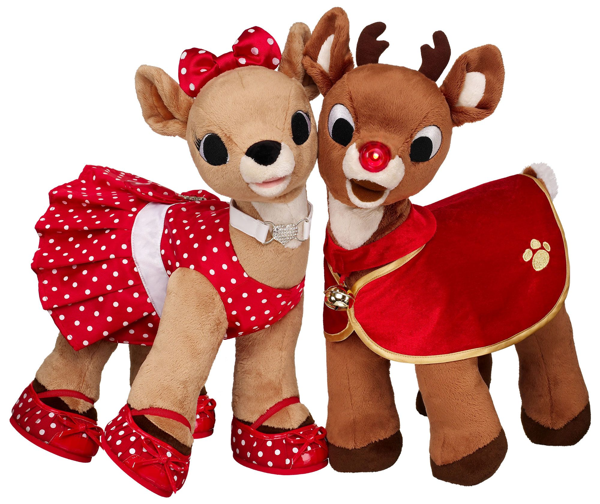 rudolph u0026 clarice red nosed reindeer christmas time and rudolph