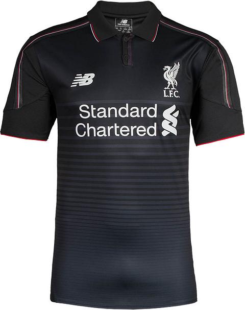 Liverpool Uniformes Futebol 46835bb16d147